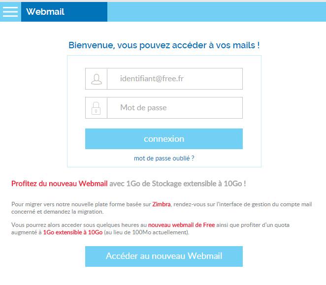 Webmail Free Zimbra
